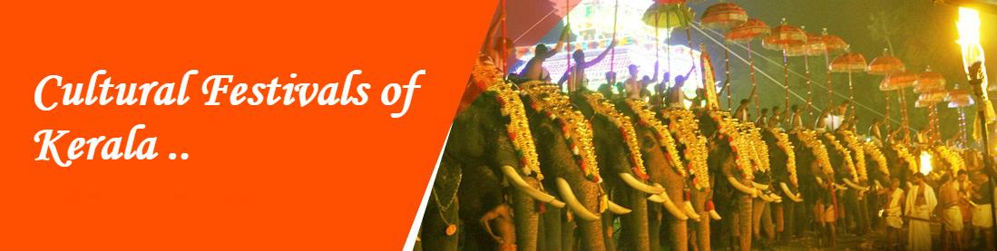 Cultural Festivals of Kerala