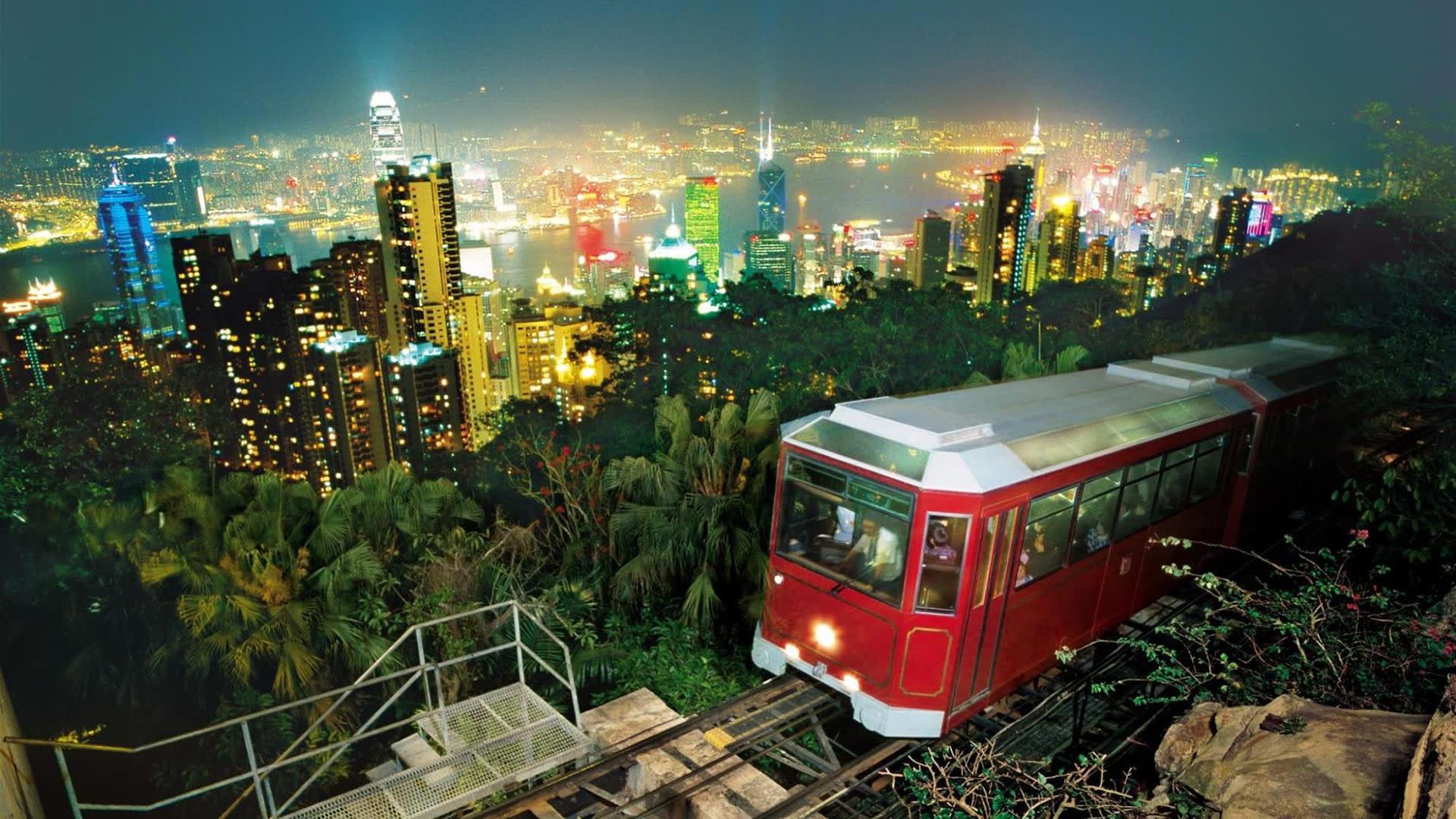 Hong Kong By Bay