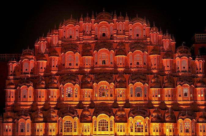 4Nts Ranthambore Jaipur