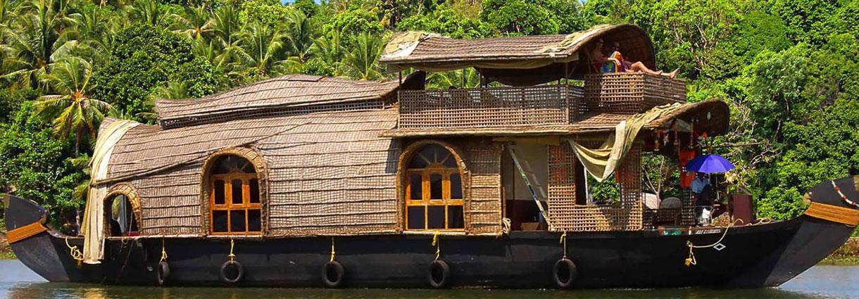 3Nts Munnar & Houseboat