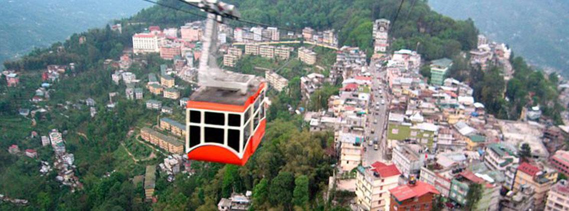 5 Nts Gangtok & Darjeeling