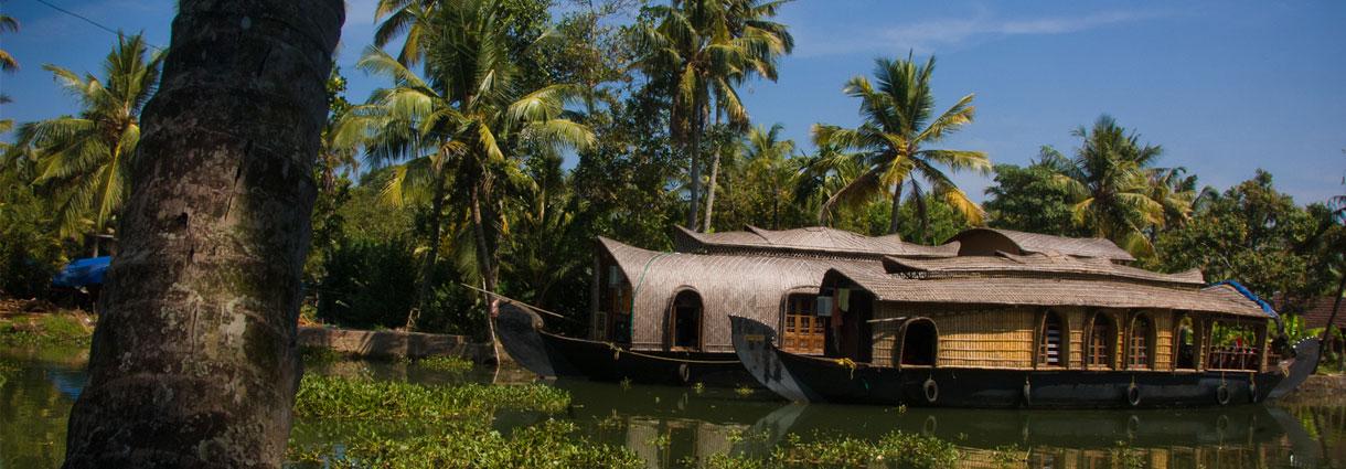 HM  5Nts Munnar Thekkady  Kumarakom Houseboat