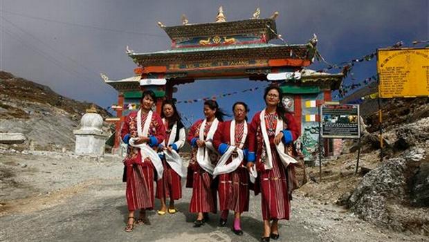 7 Nts Kalimpong Darjeeling Gangtok Pelling